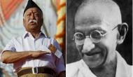 Will nation follow Gandhi's ideology or Mohan Bhagwat's: Samajwadi Party