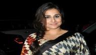 Vidya Balan wont work with husband Siddharth Roy Kapur