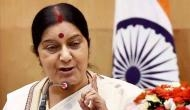 सुषमा स्वराज की चेतावनी: कुलभूषण जाधव को फांसी हुई तो पाक को नतीजे भुगतने पड़ेंगे