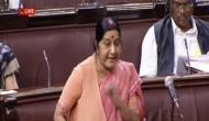 सुषमा स्वराज: कुलभूषण जाधव पूरे हिंदुस्तान का बेटा है उसे बचाने के लिए कुछ भी करेंगे