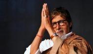 अमिताभ बच्चन की सेहत खराब, फैंस से मांगी माफी