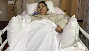 नहीं रही दुनिया की सबसे वजनी महिला इमान, कभी इलाज कराने आर्इ थी हिंदुस्तान