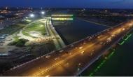 यूपी: अखिलेश के ड्रीम प्रोजेक्ट गोमती रिवर फ्रंट में कथित घपले पर इंजीनियर सस्पेंड