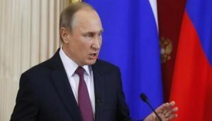 Vladimir Putin: US missile strike on Syria violated international laws