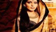Stroke of luck that I'm playing Rani Laxmibai: Kangana Ranaut