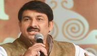 दिल्ली भाजपा अध्यक्ष मनोज तिवारी के घर पर हमला