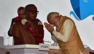 अमित शाह ने दिया भरोसा- जब तक मोदी प्रधानमंत्री हैं, न आरक्षण खत्म होगा न SC/ST ऐक्ट