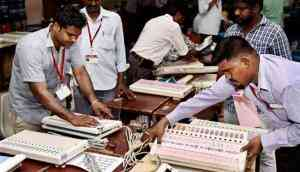 UP Election Commission may use ballots in this year's civic polls