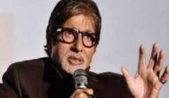 अमिताभ बच्चन को शूटिंग के दौरान लगी चोट