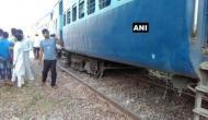 Rajya Rani Express derailment: GPR files FIR against railway officials