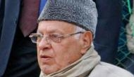 Lok Sabha 2019: Farooq Abdullah files nomination papers for Srinagar