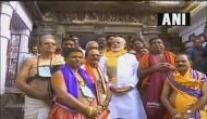 भुवनेश्वर: पीएम मोदी ने की लिंगराज मंदिर में विशेष पूजा, स्वतंत्रता सेनानियों के परिजनों का किया सम्मान