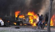 सीरिया में हुआ आत्मघाती हमला, मरने वालों का आंकड़ा 100 के पार
