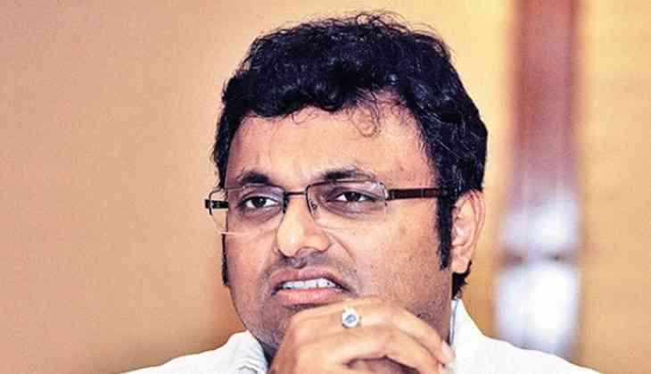 ED notice to Karti Chidabaram over forex violations of Rs 2,262 crore