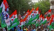 TMC workers block traffic on NH-2 to protest against attack on Naren Chakraborty