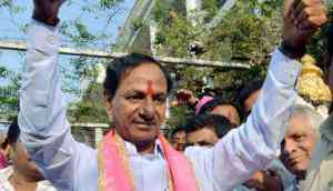Are KCR's reservations for backward Muslims legally, politically correct?