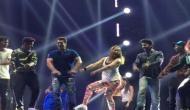 सलमान खान ने शेयर किया दा-बंग टूर के पहले परफॉर्मेंस का वीडियो