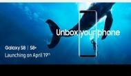 Flipkart ने Samsung Galaxy S8, S8 Plus की उपलब्धता के बारे में दी जानकारी