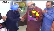 MCD चुनाव से पहले अरविंदर सिंह लवली कांग्रेस छोड़ भाजपा में हुए शामिल