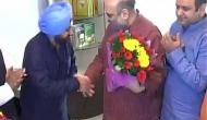 Arvinder Lovely, Amit Malik join BJP ahead of MCD polls