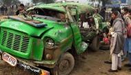 Pakistan: Six killed in car-van collision in Bhakkar