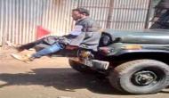कश्मीरी युवक को जीप में बांधकर घुमाने वाले मेजर को क्लीनचिट