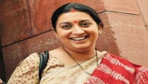 Smriti Irani shares adorable throwback picture of her kids; see pics