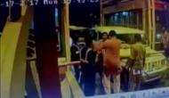 यूपी में भाजपा विधायक की गुंडागर्दी, टोल कर्मचारी को मारा थप्पड़
