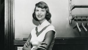 Sylvia Plath: just because she wrote about her life doesn't mean it's public property