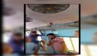 ट्रेन में नाबालिग से रेप की कोशिश, आरोपी वेंडर की धुनाई का वीडियो हुआ वायरल