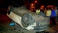 Delhi: Two killed, three injured in Kashmiri Gate car accident