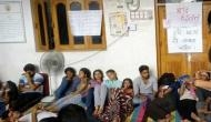 सेंट्रल यूनिवर्सिटी के 90 छात्र 3 दिन से भूख हड़ताल पर