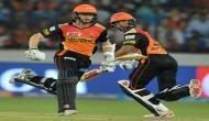 केन विलियम्सन और शिखर धवन ने दिलाई सनराइजर्स हैदराबाद को जीत