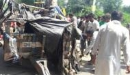 West Bengal: Two killed, ten injured after truck hits auto-rickshaw