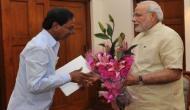 सीएम KCR बोले, प्रधानमंत्री नरेंद्र मोदी को किसानों की समस्या के बारे में 20 बार बताया, लेकिन...