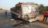 आंध्र प्रदेश: चित्तूर में बेकाबू ट्रक की चपेट में आने से 20 की मौत