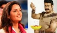 Waiting to see Mohanlal's legendary acting in Mahabharatham, says Manju Warrier