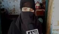 Man threatens wife with triple talaq after birth of girl child