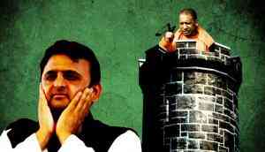 Yogi govt goes after Akhilesh one project as a time, but the former CM is unperturbed