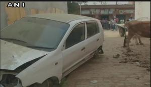 यूपी: कार के अंदर दम घुटने से 2 बच्चों की मौत