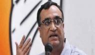 MCD में हार के बाद दिल्ली कांग्रेस अध्यक्ष अजय माकन का इस्तीफ़ा