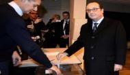 राष्ट्रपति चुनाव के मतदान को लेकर फ्रांस में कड़ी सुरक्षा, 11 उम्मीदवार मैदान में