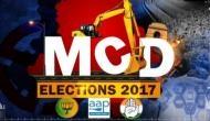 MCD Election रिजल्ट 2017: तीनों नगर निगम में भाजपा को बड़ी बढ़त