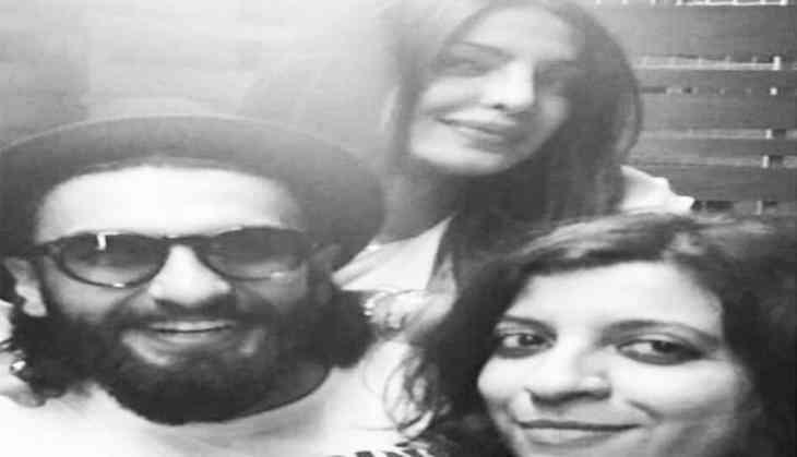 Priyanka Chopra's day out with Ranveer Singh, Zoya Akhtar