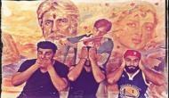 Ranveer Singh, Arjun Kapoor pose for funny picture