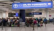 ब्रिटेन में ग़ैर क़ानूनी तरीके से रुके 38 भारतीय हिरासत में