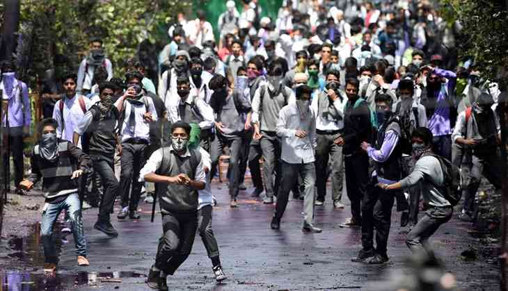 BJP-PDP govt has 'no policy, no idea' on how to handle Kashmir: Congress