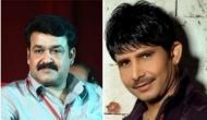 KRK apologises to Mohanlal for calling him 'chhota bheem'