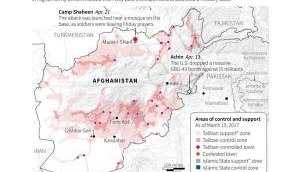 Taliban attack: Afghanistan appoints acting Defense Minister, Army Chief