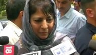Kashmir unrest: Mehbooba Mufti chairs Unified High Command meeting